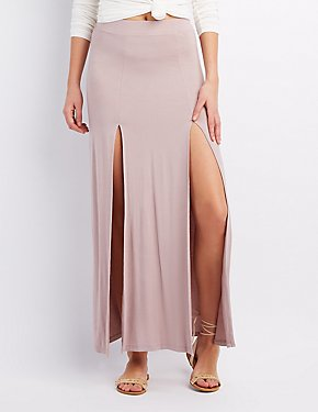 Stylish Mini, Maxi & Bodycon Skirts | Charlotte Russe