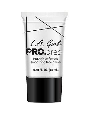 Clear L.A. Girl Pro Prep Primer