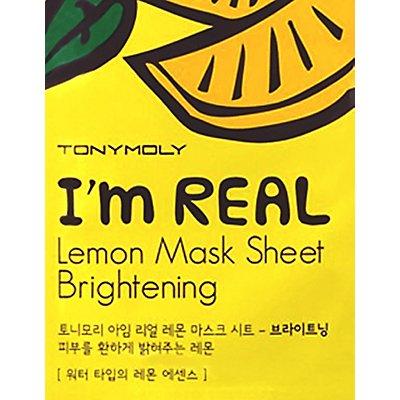 TONYMOLY Brightening Lemon Face Mask