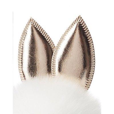 Faux Fur Bunny iPhone 6 Case