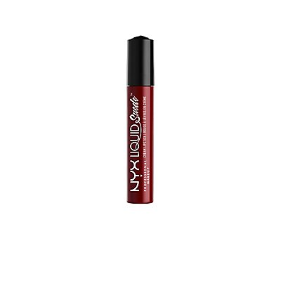 NYX Professional Makeup Cherry Skies Liquid Suede Cream Lipstick