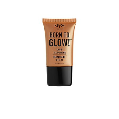 Pure Gold NYX Professional Makeup Liquid Illuminator