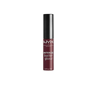 Oatmeal Raisin NYX Intense Butter Gloss