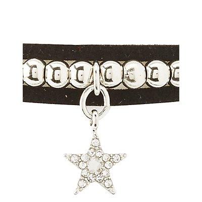 Embellished Layering Bracelets - 3 Pack