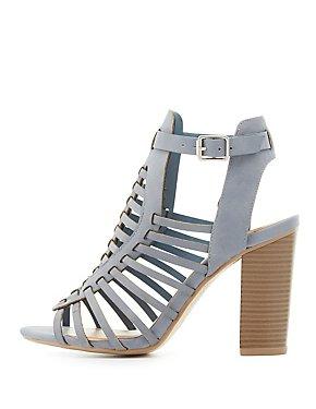 High Heels & High Heel Sandals | Charlotte Russe