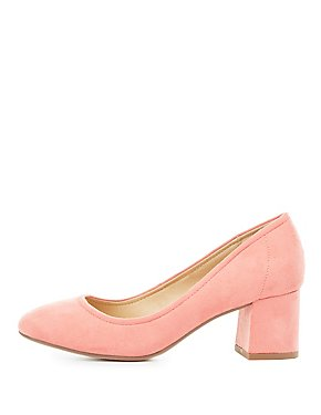 Pumps: Pointed Toe, Slingback & Ankle Strap | Charlotte Russe