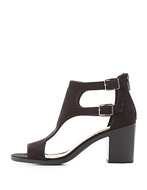 Heels: Open Toe, Closed Toe & Platform | Charlotte Russe