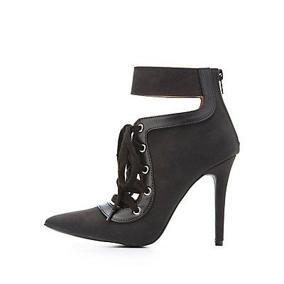 Heels: Open Toe, Closed Toe & Platform | Charlotte Russe