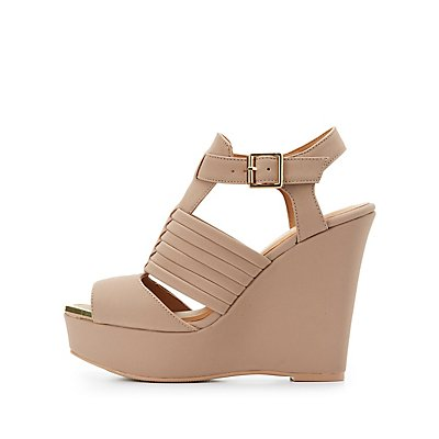 Wedges & Wedge Shoes for Women | Charlotte Russe
