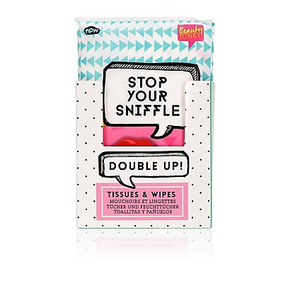 Beauty Junky Wipes & Tissue Duo