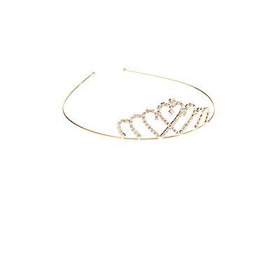 Embellished Tiara Headband