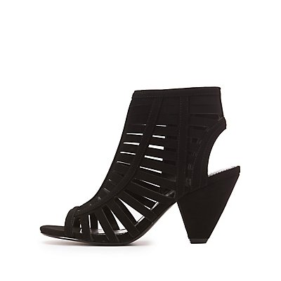 Women's Shoes: Boots, Sandals, Heels & More | Charlotte Russe