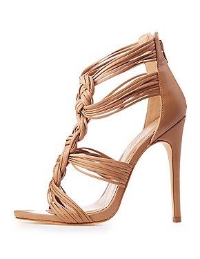 Braided Dress Sandals