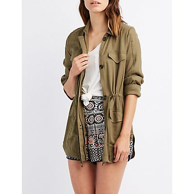 Lightweight Anorak Jacket