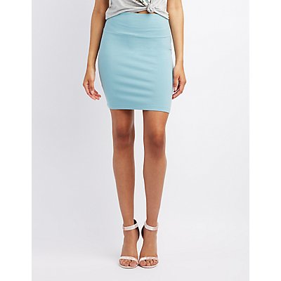 Mini Skirts & Skorts: Asymmetrical, Bodycon, & More | Charlotte Russe