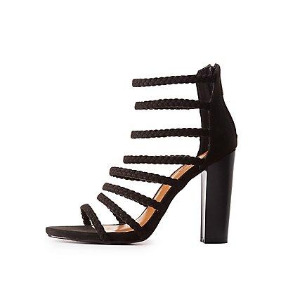 High Heels &amp High Heel Sandals | Charlotte Russe