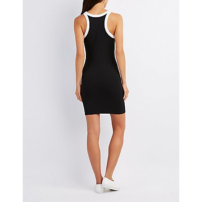 Racerback Bodycon Dress