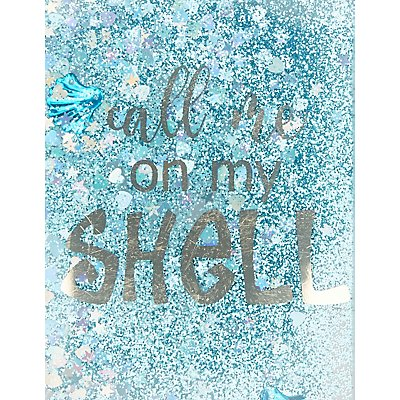 Call Me On My Shell iPhone 6 Case