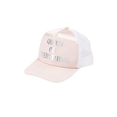 Queen Of Everything Trucker Hat