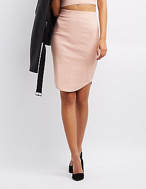 Millenium Pencil Skirt