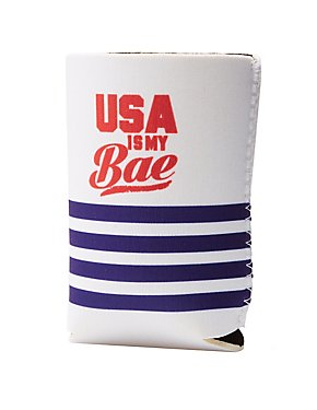 USA Is My Bae Drink Sleeve