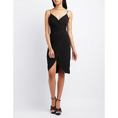 Little Black Dress: Lace, Cutout & Strappy   Charlotte Russe