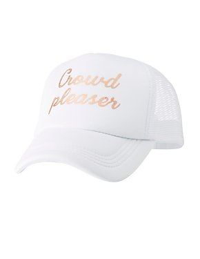 Crowd Pleaser Trucker Hat