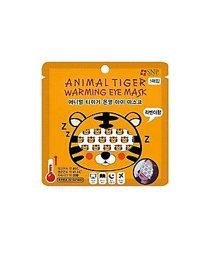 SNP Animal Tiger Warming Eye Masks