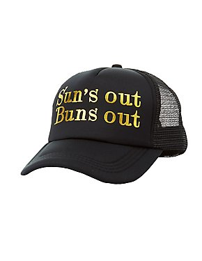 Sun's Out Trucker Hat