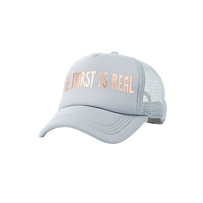 The Thirst Is Real Trucker Hat
