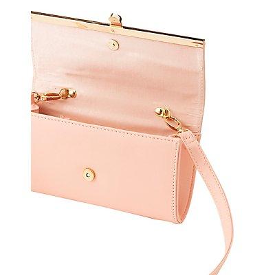 Front Flap Crossbody Bag