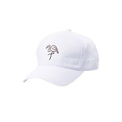 Flamingo Baseball Hat