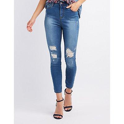 Women's Jeans, Jeggings & Trendy Denim | Charlotte Russe