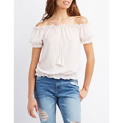 Blouses, Button-Ups & Shirts for Women | Charlotte Russe