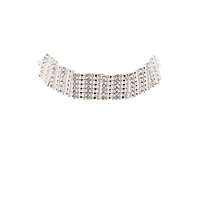 Embellished Choker Necklace
