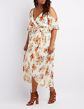 Plus Size Summer Dresses 2017: Sundresses & More | Charlotte Russe