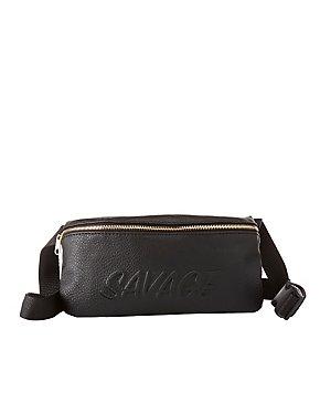 Plus Size Savage Belt Bag