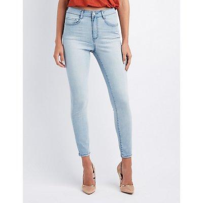 Refuge High-Rise Skinny Jeans