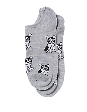 Frenchie Ankle Socks