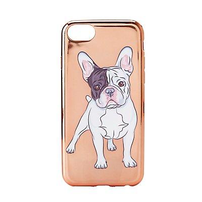 Metallic Boxer Dog Phone Case
