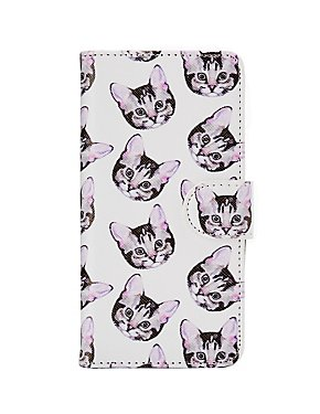 Cat Cell Phone Wallet