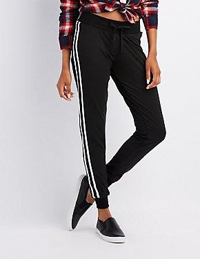 Varsity Stripe Jogger Pants