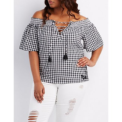 Plus Size Clothing: Dresses, Tops, & More | Charlotte Russe