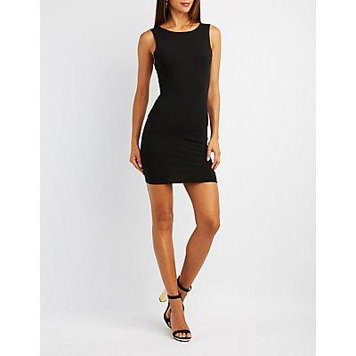Little Black Dress: Lace, Cutout & Strappy | Charlotte Russe
