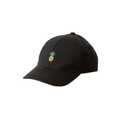 Pineapple Patch Baseball Hat