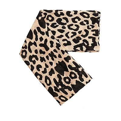 Leopard Infinty Scarf