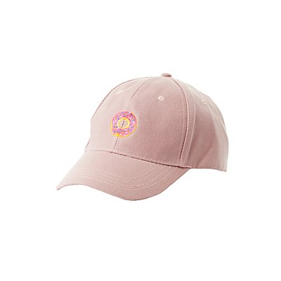 Donut Patch Baseball Hat