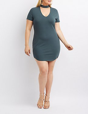 Plus Size Dresses for Women | Charlotte Russe