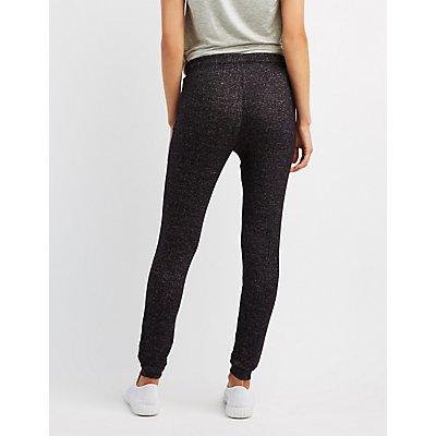 Drawstring Jogger Pants