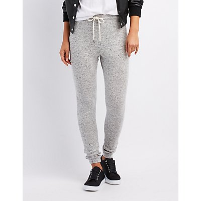 Hacci Knit Jogger Pants